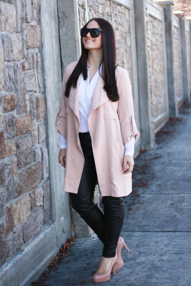 Peach Jacket